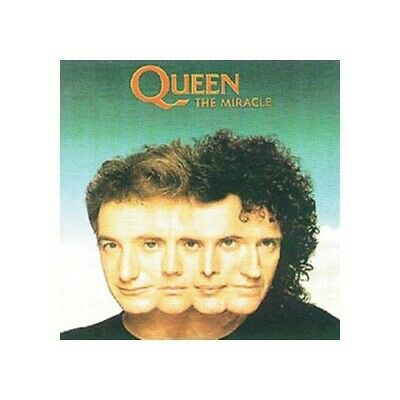 Queen - The Miracle - Queen CD A3VG The Cheap Fast Free Post The Cheap Fast Free