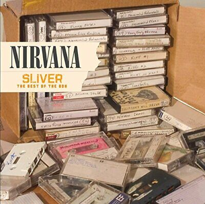 Nirvana - Sliver: The Best Of The Box - Nirvana CD ESVG The Cheap Fast Free Post
