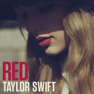 Taylor Swift - Red - Taylor Swift CD 42VG The Cheap Fast Free Post The Cheap