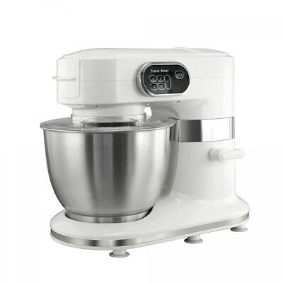 Tristar*** Dough Mixer With 5L Bowl 1000W - Restaurant Catering, Stainless Steel
