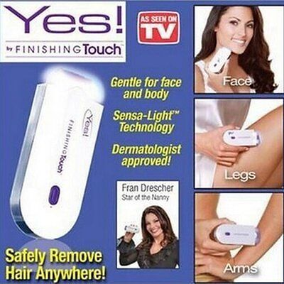 Women's Fashion Instant Pain Free Hair Remover Laser Hair Removal Tools NEW ZX