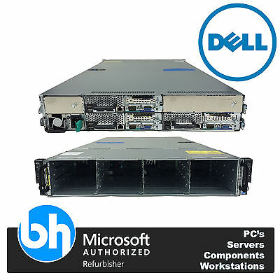 Dell PowerEdge C6100 Cloud 3x Nodos Servidor Barebones 6x E5506 Xeon VMware 2U