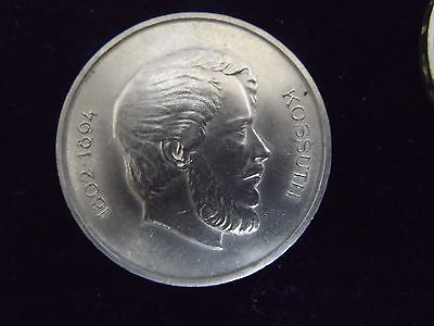 1947 Hungarian 5 Forint Silver Coin