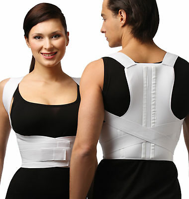 Backrest Corset straight Back Spinal column Orthosis Support 0109