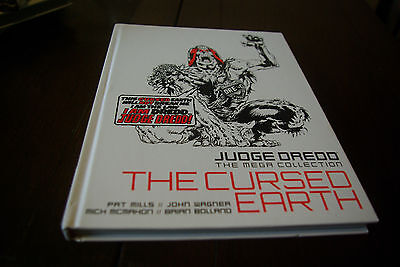 Judge Dredd - The Mega Collection - No.32 - The Cursed Earth - John Wagner
