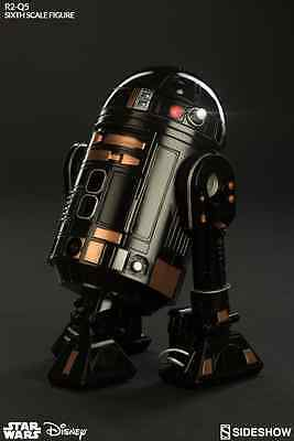 Sideshow Star Wars R2-Q5 Imperial Astromech Droid / Sixth Scale