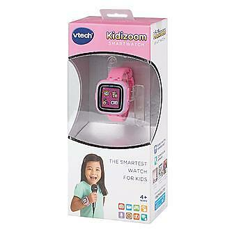Kidizoom Smartwatch Plus - Pink Boxed