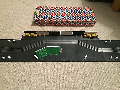 Scalextric vintage Goodwood chicane PT77 boxed