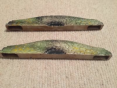 Scalextric TRi-ang rubber humped back bridge sections