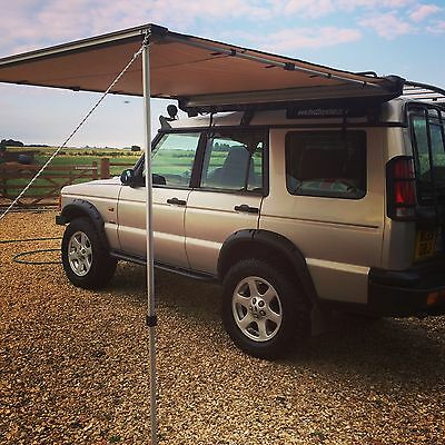 4x4 Expedition Awning And Tent