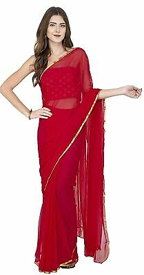 Bollywood Saree Party Indian Pakistani Ethnic Wedding Designer Sari SAREE EDH