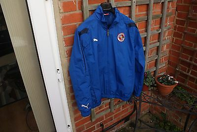 Jacket RFC Puma Reading Football Club Coat Size L