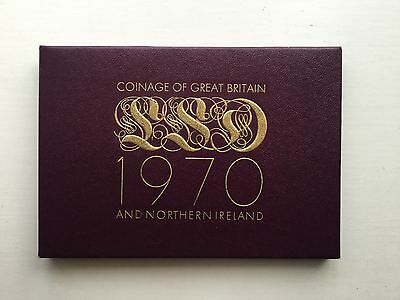 Coinage Of Great Britain & Northern Ireland 1970 Coins