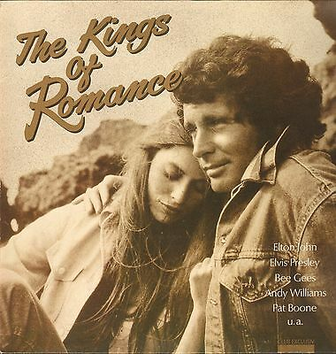 VA - The Kings Of Romance Volume       LP       VG++