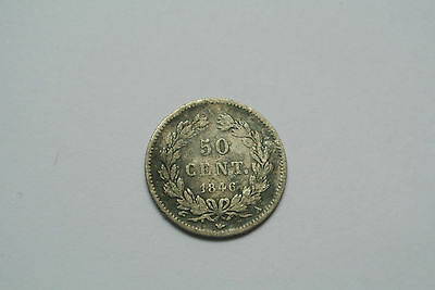 Louis Philippe 50 Centimes 1846 A