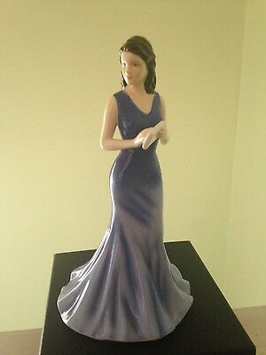 royal doulton vintage figure (to someone special)