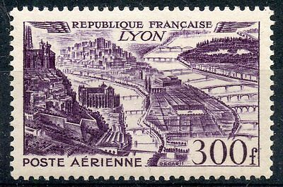Stamp / Timbre France Neuf Poste Aerienne N° 26 ** Lyon