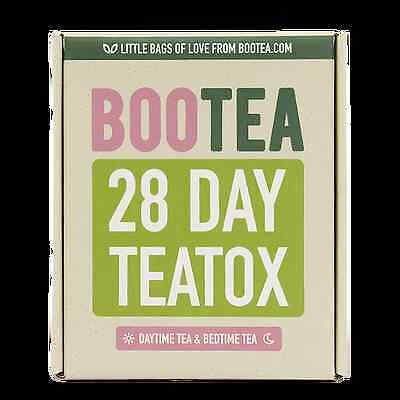 BooTea (2 packs of 28 day cleanse)