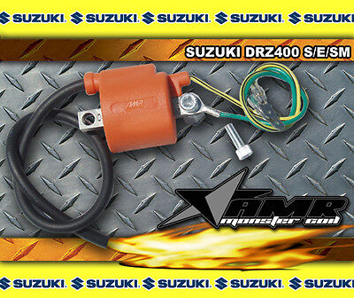 AMR Racing Monster Z400 Coil Suzuki DRZ400 SM/S Aftermarket Performance Parts