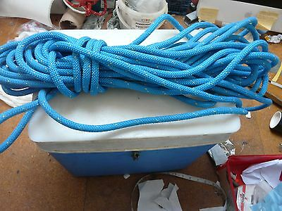 Approximately 19.5m of !2mm Diameter Line thought to be Dyneema Core Yacht