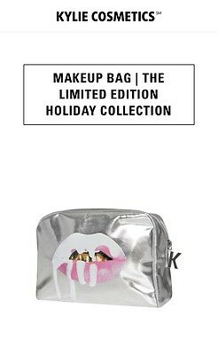 Kylie Cosmetics Limited Edition Holiday Collection Authentic Makeup Bag