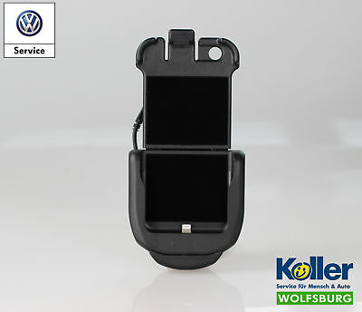 Original VW Handy Adapter Apple iPhone 6/6S  7/7S Ladeschale Handyadapter