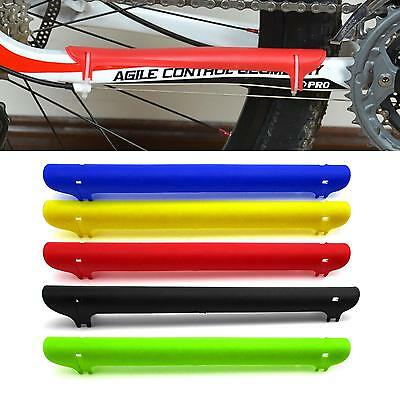 MTB Cycling Bicycle Bike Part Chain Chainstay Protector Care Plastic Cover Guard