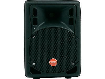 "Fiveo By Montarbo Duetto Light 8A 200W 8"" Cassa Acustica Attiva Bi-Amplificata"