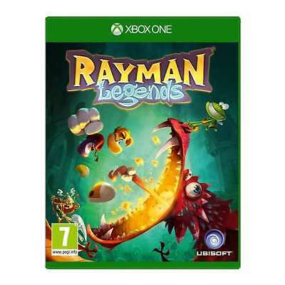 Rayman Legends Microsoft Xbox One New