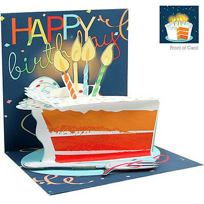 Up With Paper - BIG SLICE OF CAKE - Birthday - #UP-WP-1186