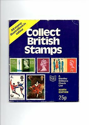 Stanley Gibbons Collect British Stamps - 1971. -  Used Book