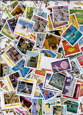132 Different Stamps Cinderellas - Cancelled To Order - CTO