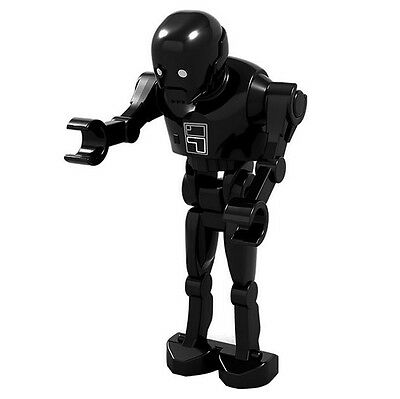Minifigures Rogue One: A Star Wars Story K-2SO Cassien's Droid New Building Toys