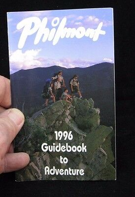 Boy Scout-1996 Philmont Guidebook to Adventure-48 pages