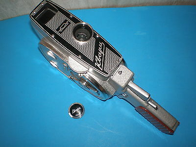 "USSR vintage 1961 year ""Quartz"" Soviet made Standard 8mm, Movie Camera - RARE!"