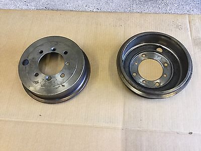 Austin A35 Brake Drums And Shoes
