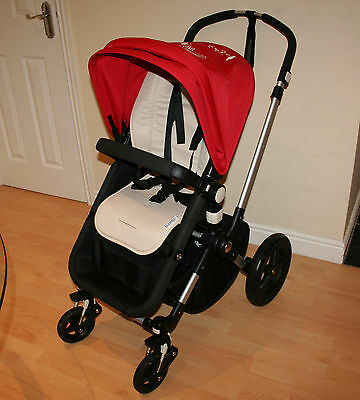 Bugaboo Cameleon 3,2 Seat Liner, 2 Hoods, Limited Edition Footmuff, Parasol
