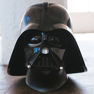 eFX Star Wars IV A New Hope Darth Vader PCR 1:1 Scale Helmet Replica In Stock
