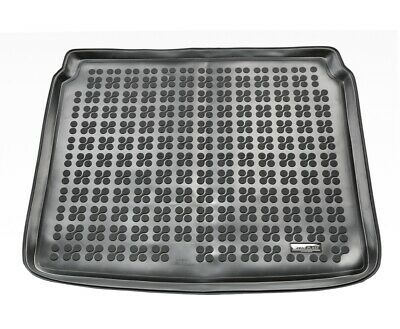 TAILORED RUBBER BOOT LINER MAT TRAY Vw Tiguan 2007-2015 5-seats version with a t