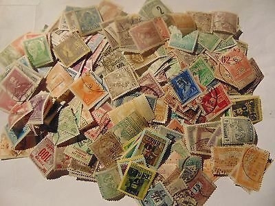 Hungary a collection of 310 different used defin. stamps as picture off paper