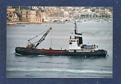 #2B) Dredger-Ogmore - 6X4 Size Photograph-Ships