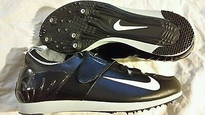 NEW retail $120  NIKE ZOOM PV  POLE VAULT TRACK CLEATS with spikes size mens 8.5