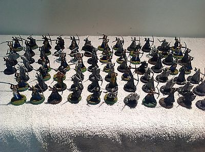Lord Of The Rings Warriors Of The Last Alliance 85 Plastic Figures Warhammer