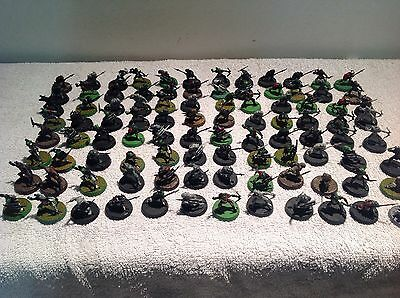 Lord Of The Rings Moria Goblins 100 Plastic Figures Warhammer