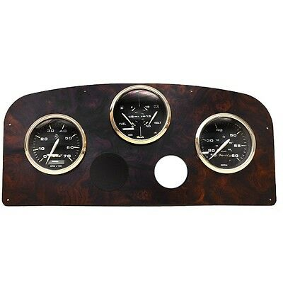 Jet Technologies Boat Dash Panel 7594-RB2 | Godfrey Marine 251661