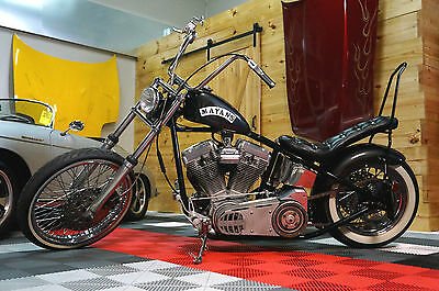 2005 Custom Built Motorcycles Chopper  Actual SONS of ANARCHY motorcycle SUCKER PUNCH SALLY Chopper TV Movie Prop BIKE