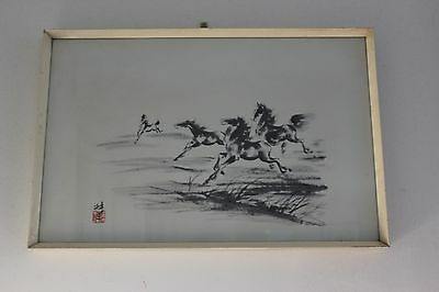 1960s Chinese horses picture