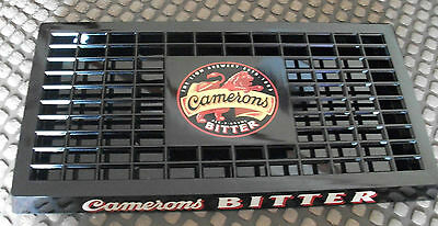 Brand New In Packet Camerons Bitter Bar Drip Tray