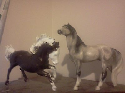 Breyer Model Horse Classics Mustangs BODIES, For Play or Customizing