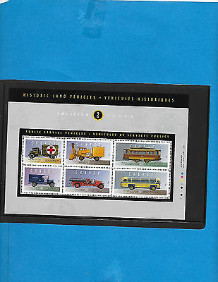 Canada   S-Sheet  # 1527  MNH  ( From Annual Year Book )